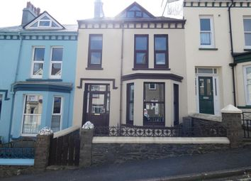 Thumbnail 4 bed terraced house for sale in Victoria Road, Port St. Mary, Isle Of Man