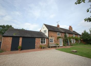 Thumbnail 4 bedroom detached house to rent in Church Lane, Barrow On Trent, Derbyshire