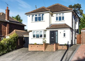 Thumbnail 4 bed detached house for sale in Dacre Close, Chigwell, Essex