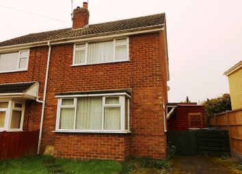 Thumbnail 2 bed semi-detached house to rent in Yewdale Crescent, Coventry, 2F