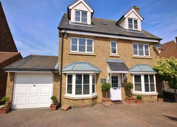 Thumbnail 5 bed detached house for sale in Hunters Chase, Kirby Cross, Frinton-On-Sea