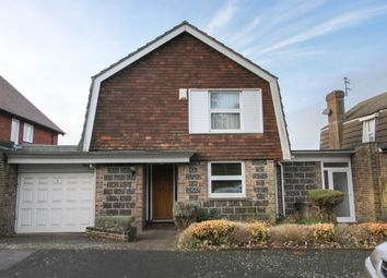 Thumbnail 4 bed detached house to rent in The Rotyngs, Rottingdean, Brighton