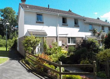Thumbnail 3 bed end terrace house for sale in Heol Hafod, Cardigan, Ceredigion
