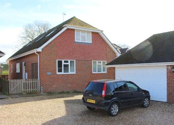 Thumbnail 4 bed detached house to rent in Winchester Road, Ropley, Alresford