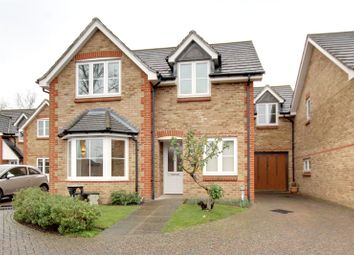 Thumbnail 4 bed semi-detached house for sale in Fieldhurst Close, Addlestone, Surrey