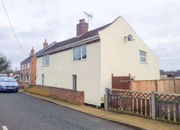 Thumbnail 4 bed cottage for sale in Yarmouth Road, Broome, Bungay
