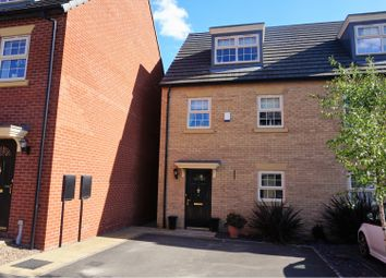 3 bed semi-detached house for sale in Melville Drive, Castleford WF10
