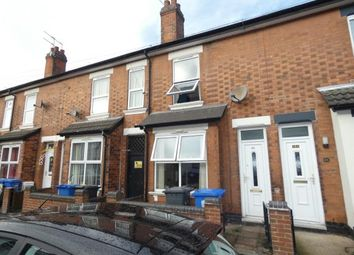 Thumbnail 2 bedroom terraced house for sale in Davenport Road, Derby, Derbyshire