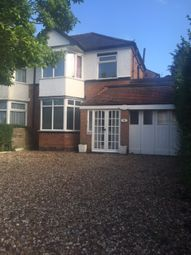 Thumbnail 3 bed semi-detached house to rent in Ulleries Road, Solihull