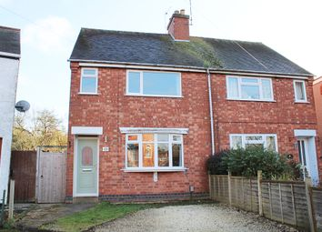 Thumbnail 2 bed semi-detached house for sale in Spring Lane, Kenilworth