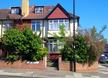 Thumbnail 3 bed flat to rent in Powys Lane, Palmers Green