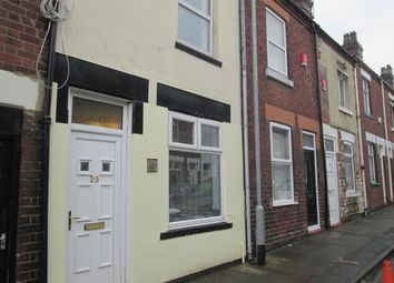 Thumbnail 3 bedroom terraced house to rent in Rothesay Road, Normacott, Stoke On Trent, Staffordshire