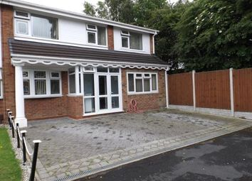 Thumbnail 5 bedroom semi-detached house for sale in Naunton Road, Walsall, West Midlands
