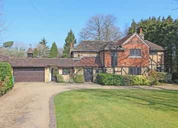 Thumbnail 4 bedroom detached house to rent in Heather Close, Kingswood, Tadworth