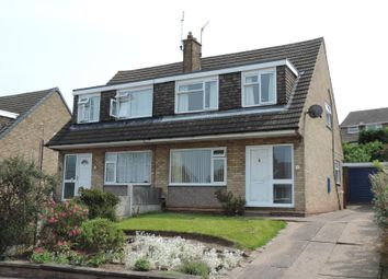 Thumbnail 3 bed semi-detached house for sale in Wilson Close, Arnold, Nottingham