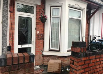 Thumbnail 4 bedroom terraced house to rent in Churchill Avenue, Coventry