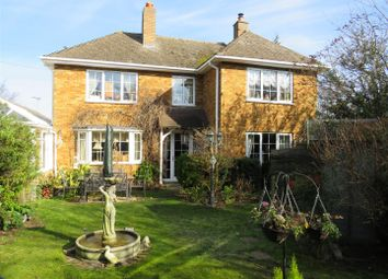 Thumbnail 7 bed detached house for sale in New Road, Haddenham, Ely