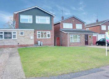 Thumbnail 4 bed detached house to rent in Kestrel Road, Basingstoke