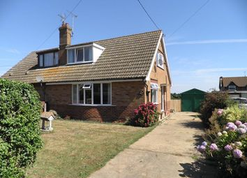 Thumbnail 2 bedroom bungalow to rent in Sea View Road, Mundesley, Norwich