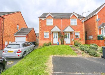 Thumbnail 2 bed semi-detached house for sale in Arthur Harris Close, Smethwick