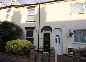 Thumbnail 3 bed terraced house for sale in Lichfield Road, Great Yarmouth