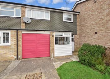 Thumbnail 3 bed terraced house for sale in Kennedy Road, Horsham, West Sussex