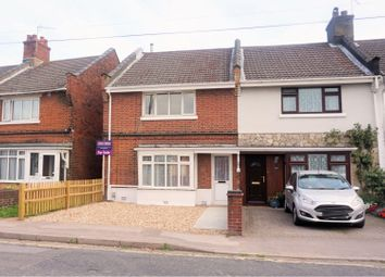 Thumbnail 3 bed semi-detached house for sale in Victoria Road, Southampton