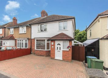 Thumbnail 3 bed semi-detached house for sale in Bushey Mill Crescent, Watford