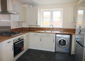 Thumbnail 1 bedroom flat for sale in Cutforth Way, Romsey, Hampshire