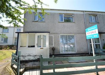 Thumbnail 3 bed end terrace house for sale in Arundell Gardens, Falmouth