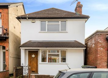 Thumbnail 3 bed detached house for sale in Burnham Road, St.Albans