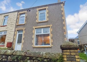 Thumbnail 4 bed end terrace house for sale in Southall Street, Brynna, Pontyclun, Rhondda Cynon Taff.
