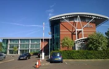 Thumbnail Office to let in Regus House, Herons Way, Chester Business Park, Chester