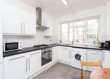 Thumbnail 3 bedroom flat to rent in Willesden Lane, Brondesbury, London, Greater London