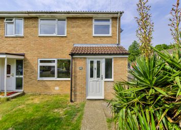 Thumbnail 3 bed end terrace house for sale in Raynham Road, Bury St. Edmunds