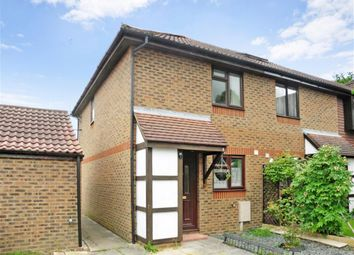 Thumbnail 2 bed end terrace house for sale in Middlefield, Horley, Surrey