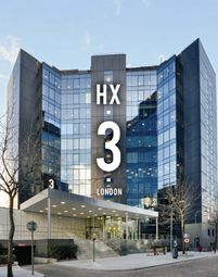 Office to let in Harbour Exchange Square, London E14