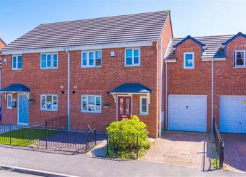 Thumbnail 3 bed semi-detached house for sale in Hazel Road, Atherton, Manchester