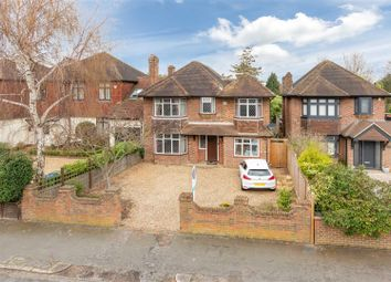 Thumbnail 5 bed detached house for sale in Bowes Road, Walton-On-Thames