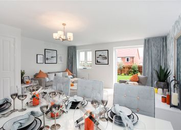 Thumbnail 4 bed semi-detached house for sale in Priestley Road, Basingstoke