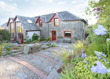 Thumbnail 4 bed barn conversion for sale in Balbuechley Steading, Kirkton Of Auchterhouse