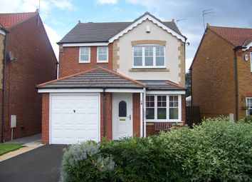 Thumbnail 3 bedroom detached house to rent in Parkside Court, Ashington, Northumberland