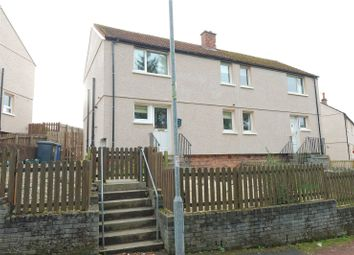 Thumbnail 3 bed semi-detached house for sale in St. Nicholas Road, Lanark, South Lanarkshire