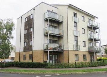 Thumbnail 2 bedroom flat for sale in Miller Way, Peterborough, Cambridgeshire