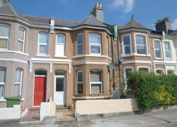 Thumbnail 1 bed flat for sale in Pasley Street, Plymouth