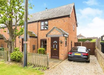 Thumbnail 2 bedroom end terrace house for sale in The Granary, Breach Road, Grafham, Huntingdon