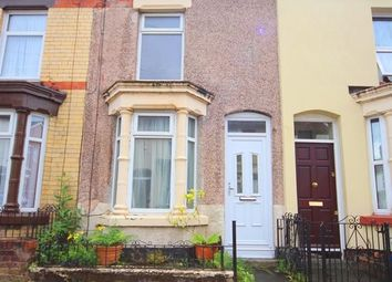 Thumbnail 2 bedroom terraced house to rent in Bligh Street, Wavertree, Liverpool