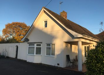 Thumbnail 2 bedroom detached bungalow to rent in Hillview Road, Minehead