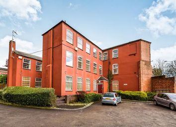Thumbnail 1 bed flat for sale in Cotterell Court, Butts Road, Walsall, West Midlands