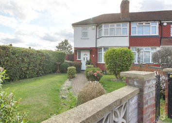 Thumbnail 3 bed end terrace house for sale in Haddon Close, Enfield